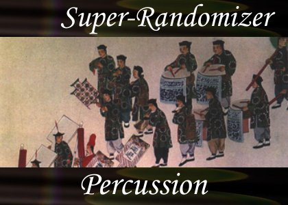 Percussion (30 Sounds)