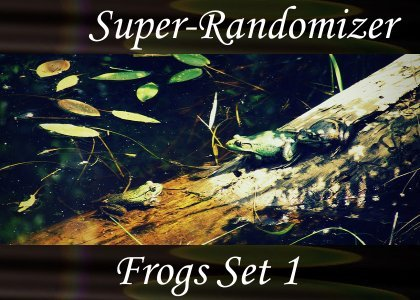 Frogs Set 1 (40 Sounds)