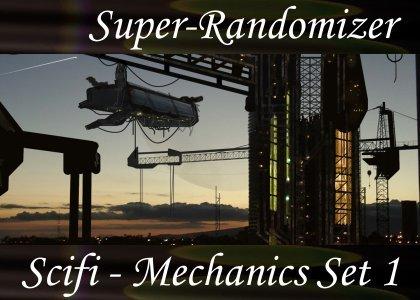 Mechanics Set 1 (30 Sounds)