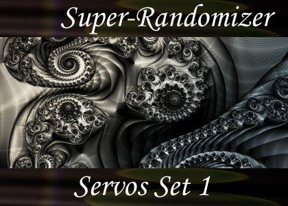 Servos Set (30 Sounds)
