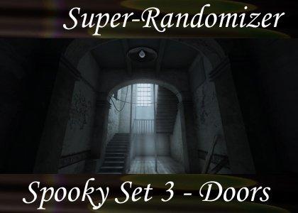 Spooky Set 03 – Doors (45 Sounds)