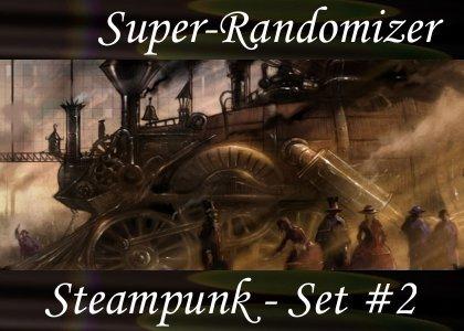 SoundScenes - Super Randomizer - Steampunk Set 2
