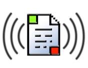 sound script logo - top