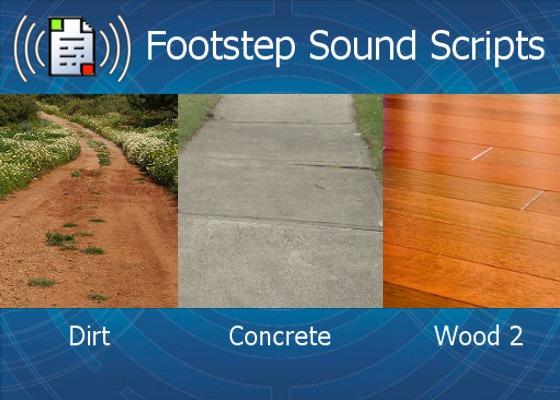 km – footstep sound scripts – box 06