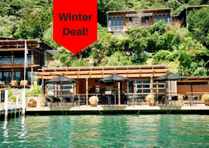 Winter deal Waterways & Wine with Sounds Connection