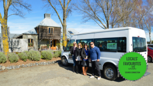 Visit Allan Scott on wine tours of Marlborough with Sounds Connection