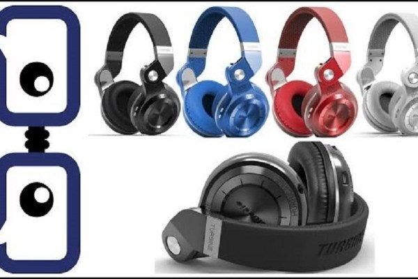 Bluedio Headphones