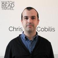 Watch/Read/Travel: Chris Cobilis