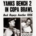 mickey mantle copa brawl