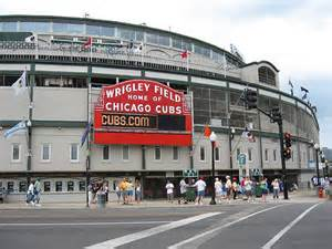 wrigley field image SOUNDS