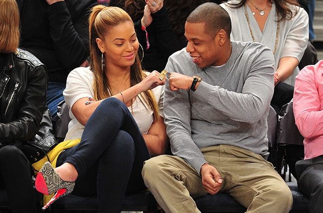 Jay Z and Beyonce - Hollywood's Other Side of The Game 1