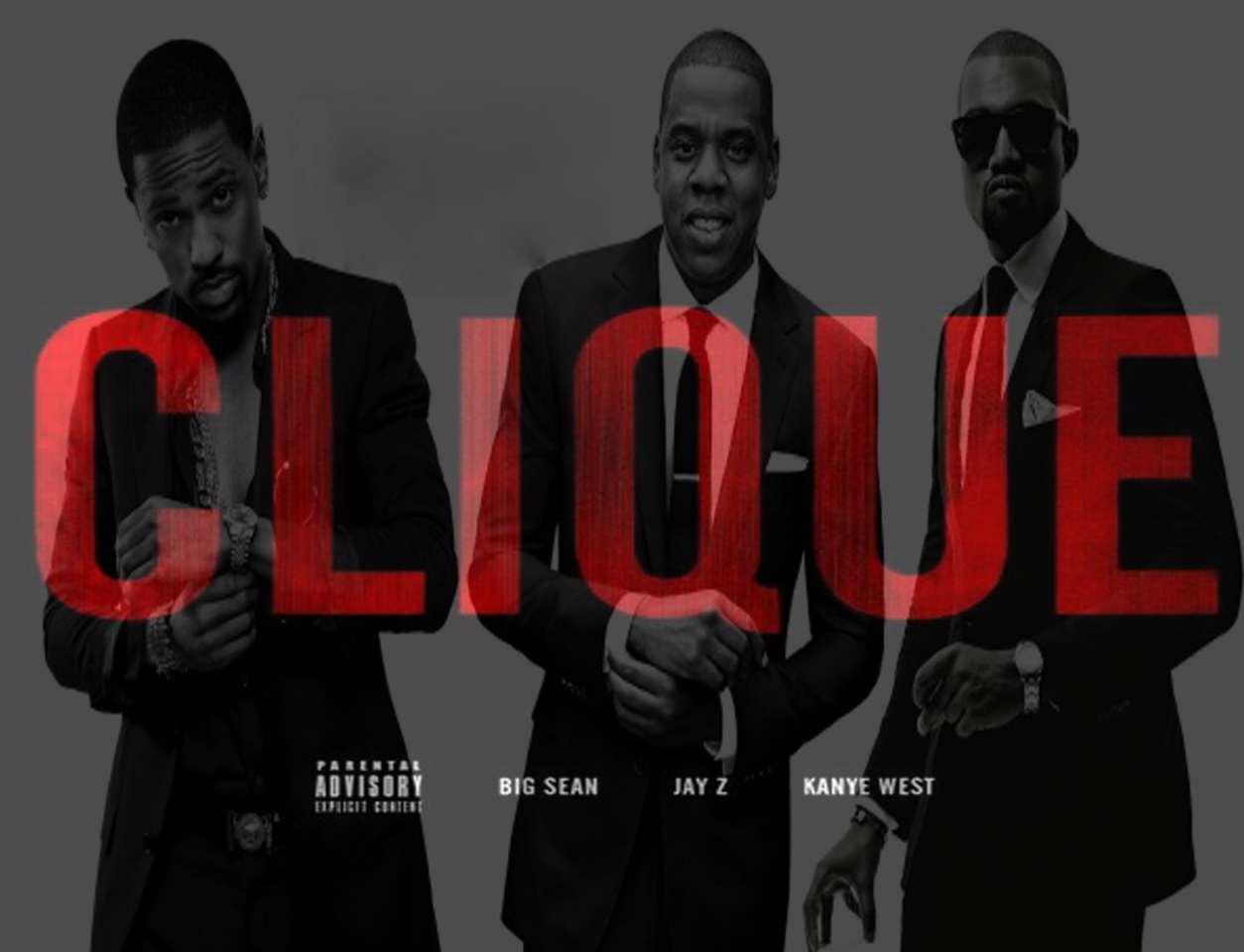 Marcus Drumming Poet Analyses Kanye West & Friends' « CLIQUE'