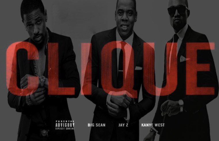 """Marcus Drumming Poet Analyses Kanye West & Friends' """"CLIQUE' 8"""
