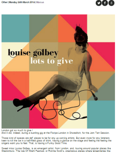 louise golbey lots to give 3