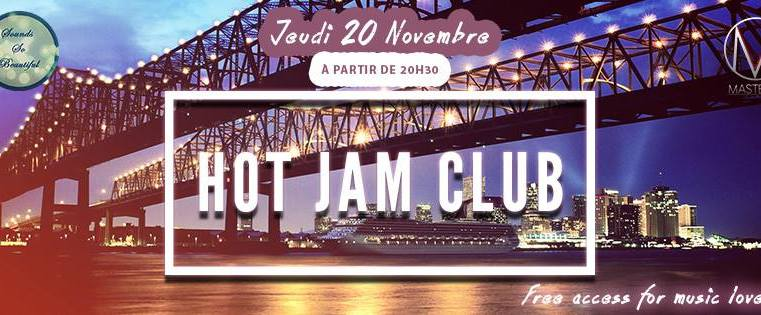Hot Jam Club @Master'sClub: The Last One Was A Blast For Everyone 1