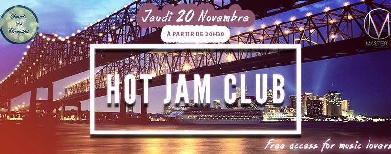Hot Jam Club @Master'sClub: The Last One Was A Blast For Everyone
