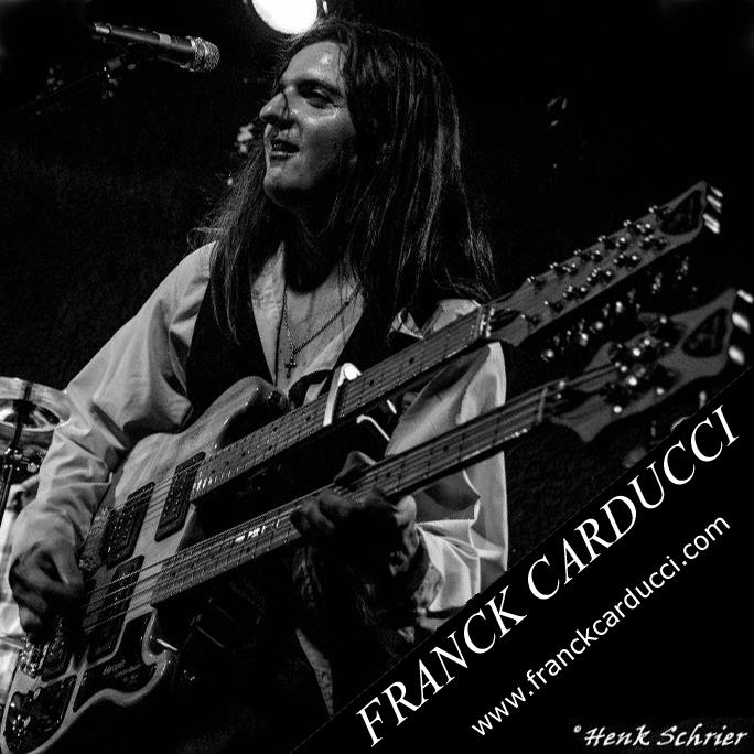 Franck Carducci – Tearing Your Mind Apart