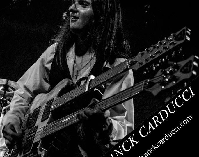 Franck Carducci – Tearing Your Mind Apart