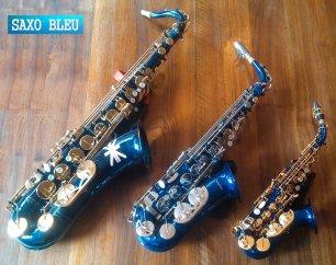 saxo bleue