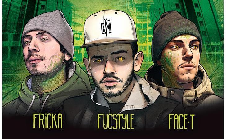 Tha Snakes Crew: Les 3 Fantastiques de Némésis Musique
