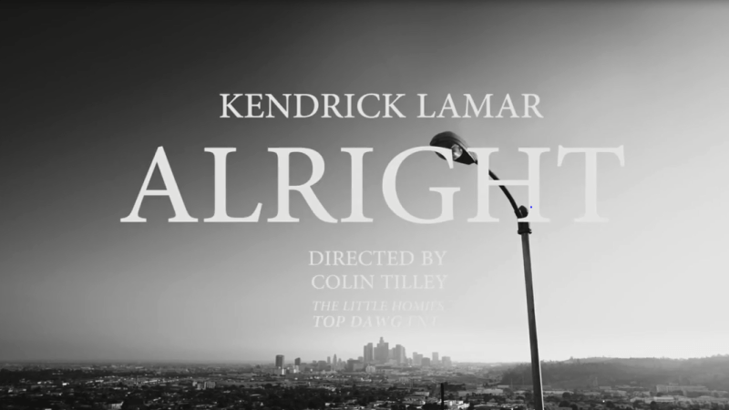 Kendrick Lamar – Alright: 10 Symbols Of Positivity & Hope