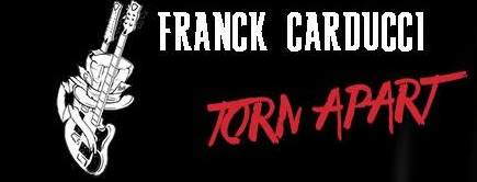 Franck Carducci: Torn Apart Tour, De Retour En France 1