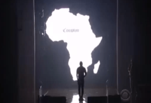 from compton to capte town_kendrick lamar grammys 2016; live; sounds so beautiful