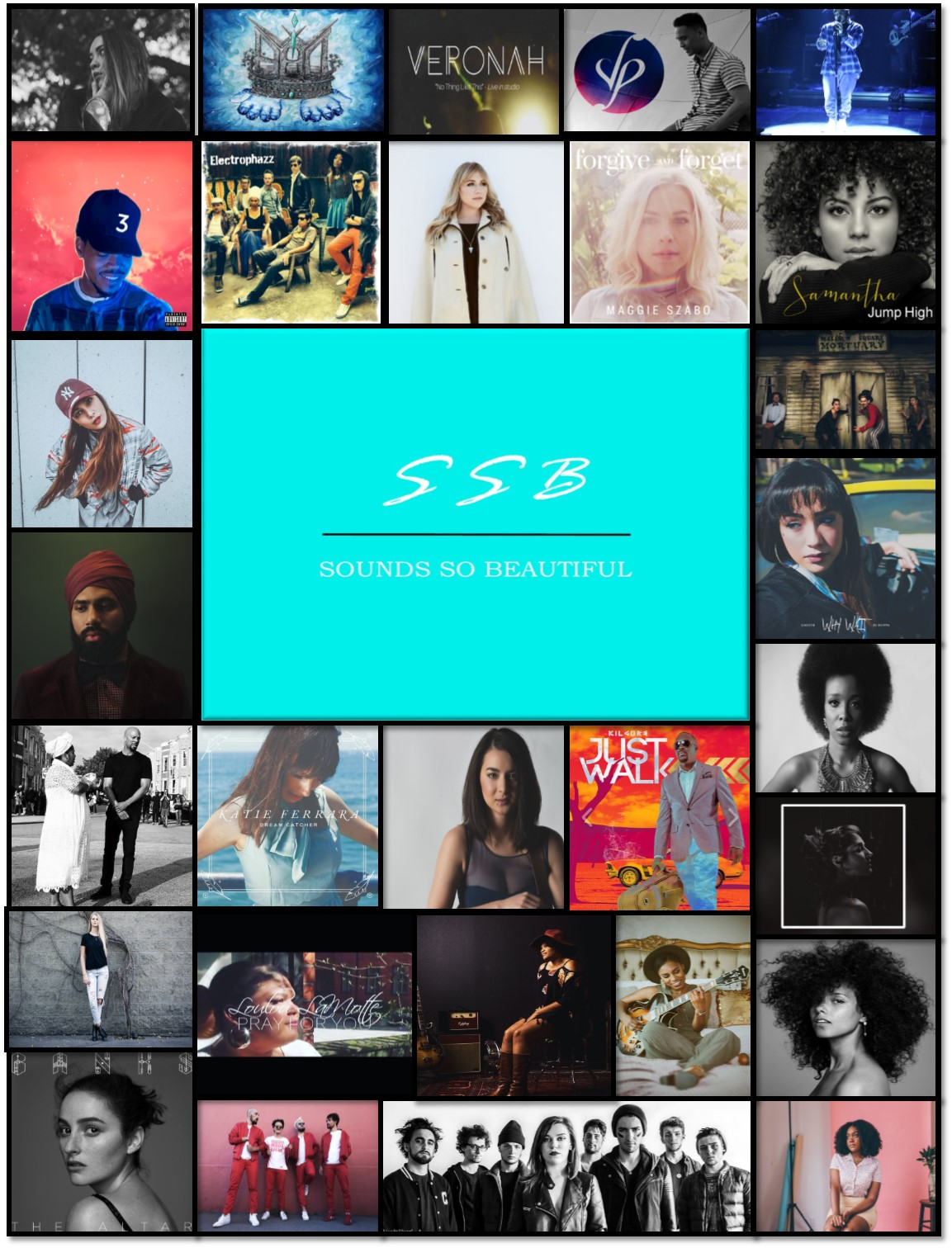 Top 30 – The Freshest Emerging Artists In 2016