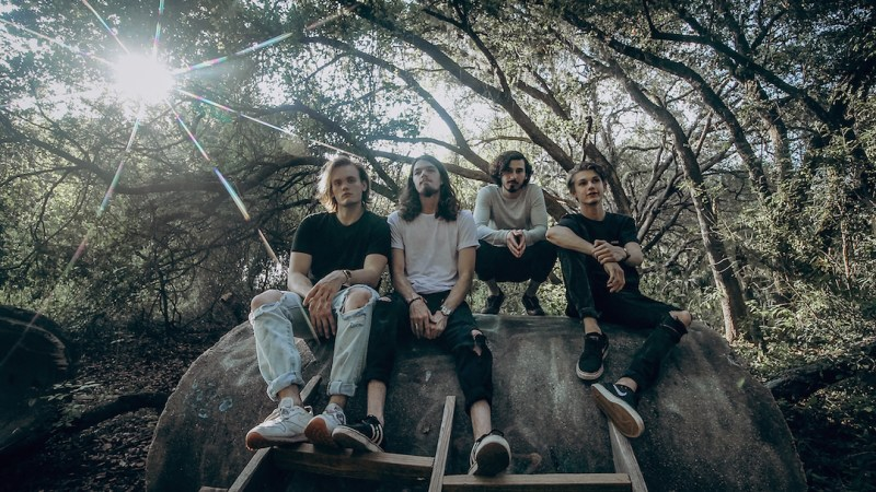 Glass House Point – The Way A Band Can Work On A New Sound