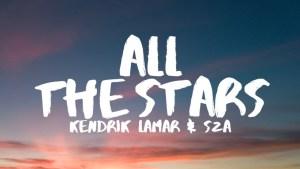all the stars sza kdot 3