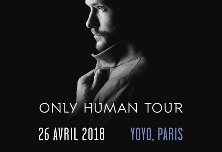 calum scott concert Paris; Sounds So Beautiful