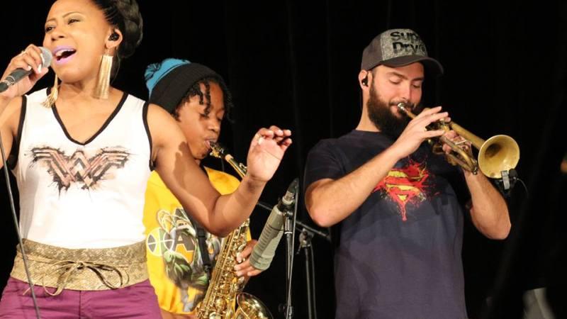 AUDEL X'TET – Comment La Musique Trap Rajeunit La Musique Jazz (Interview)