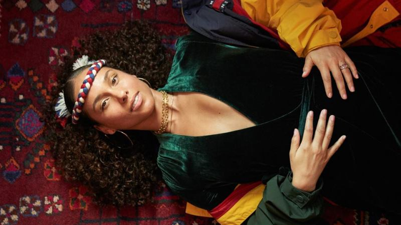 Alicia Keys – Raising A Man, For The Future And For Love