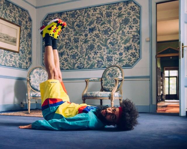 KIKESA - La Paix En Soi, Ou Le Retour Du Plus Hip-Hop Des Hippies 1