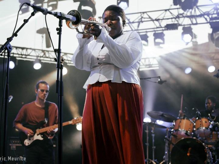 KOKOROKO – Le Collectif Afrobeat A Transcendé Tout Jazz à Vienne