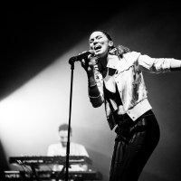 Thaïs Lona - La Révélation de la soirée à la Halle Tony Garnier - Jazz À Vienne 19/20