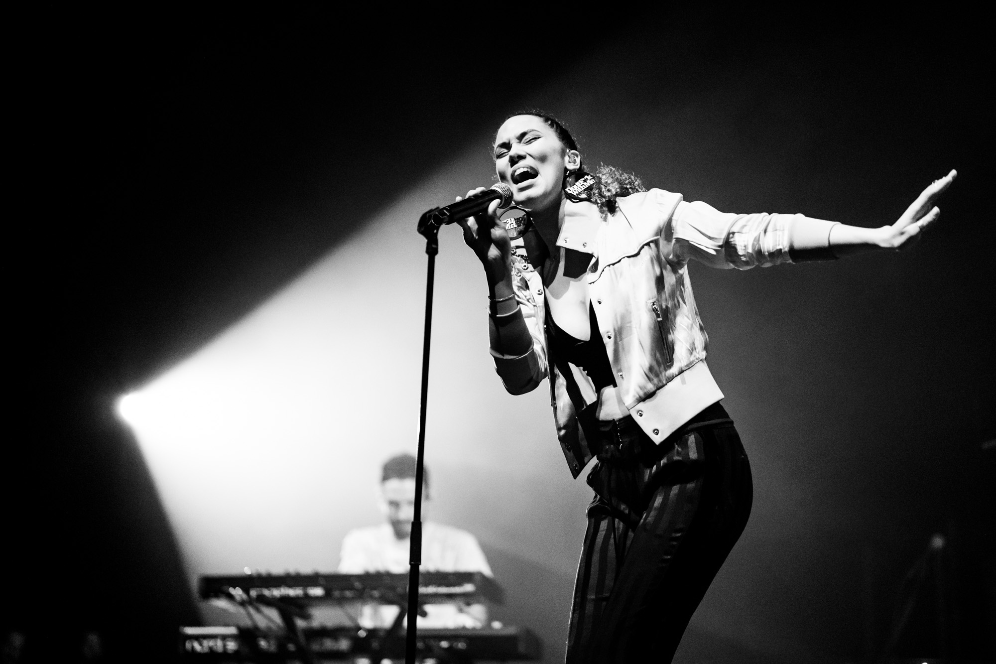 Thaïs Lona – La Révélation de la soirée à la Halle Tony Garnier – Jazz À Vienne 19/20