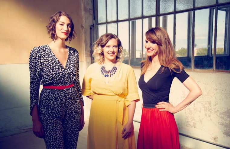 glossy sisters article nouvel album