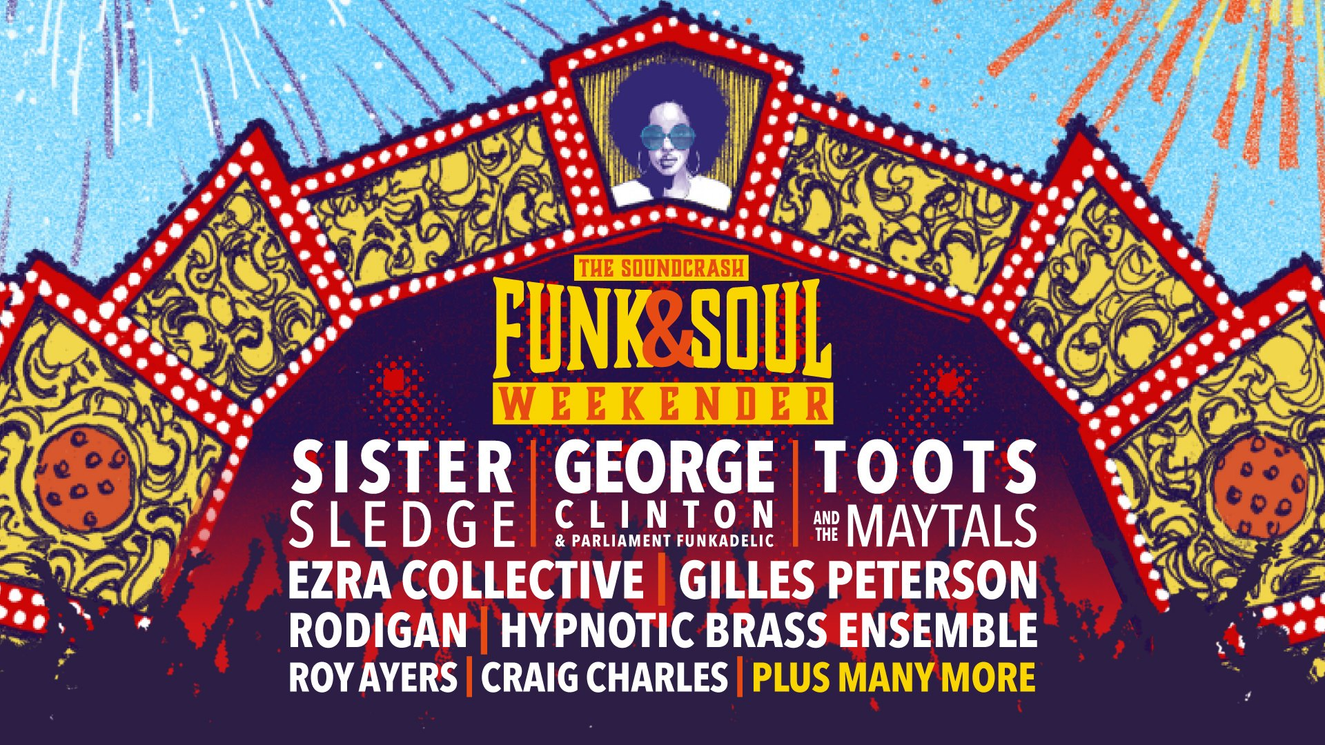Festival The Soundcrash Funk And Soul Weekender 2020