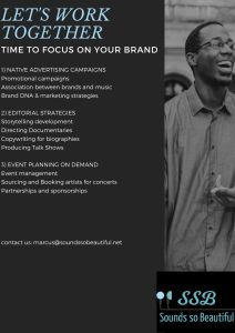 TIME TO FOCUS ON YOUR BRAND_Sounds So Beautiful agence de communication lyon