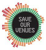 #saveourvenues campaign