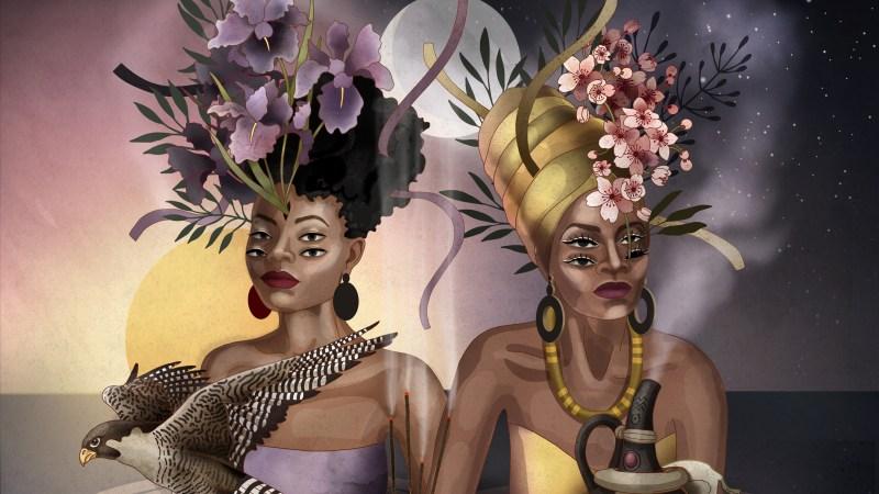 PATRICIA ESSONG Et LADY B Délivrent Un Nouvel Hommage A La Culture Africaine