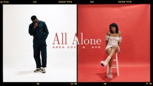 greg cox ft a$sh all alone