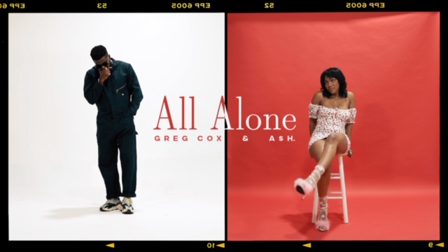 "Greg Cox releases ""All Alone"" with A$H in new compelling video."