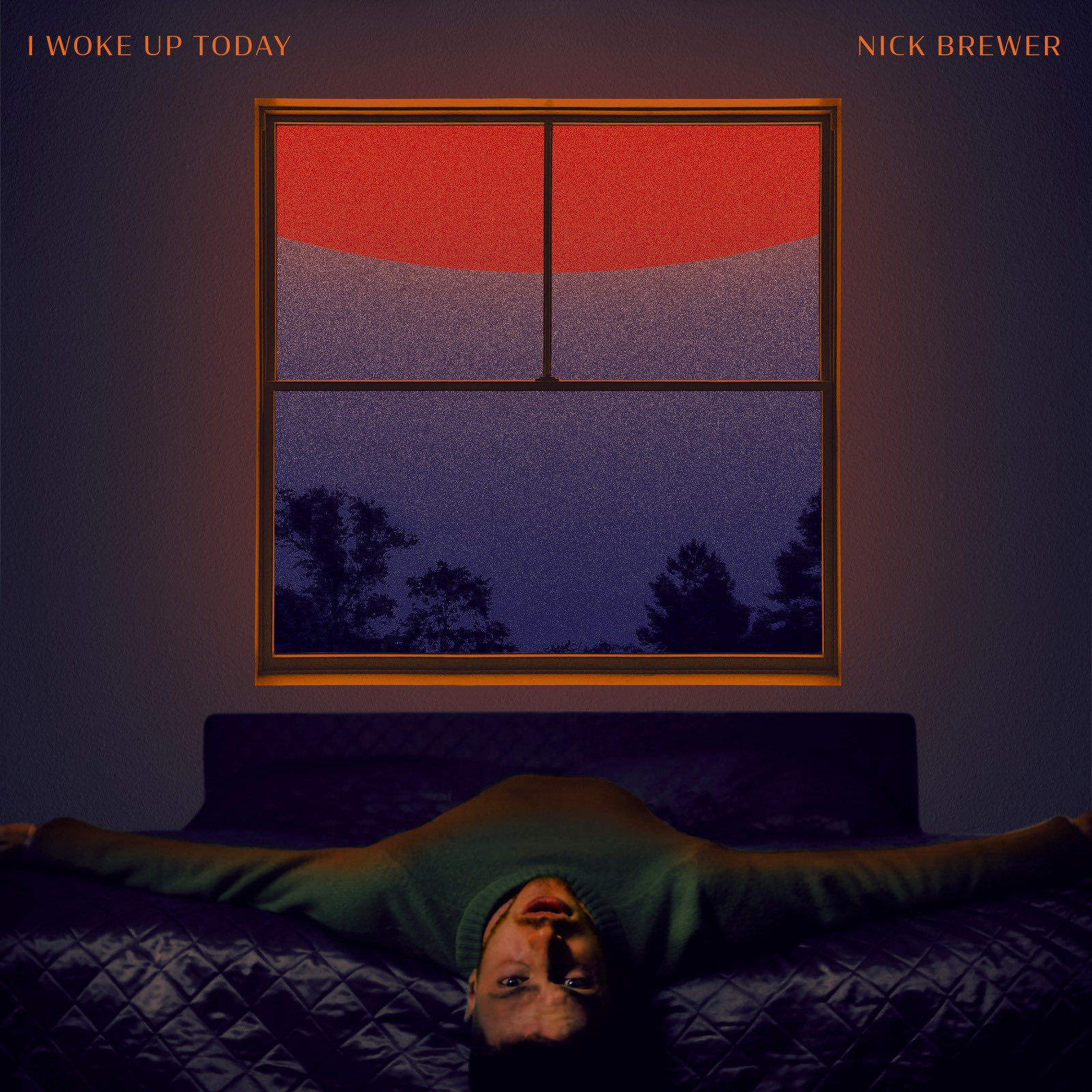 Listen to Nick Brewer's introspection « I Woke Up Today » featuring Jake Isaac