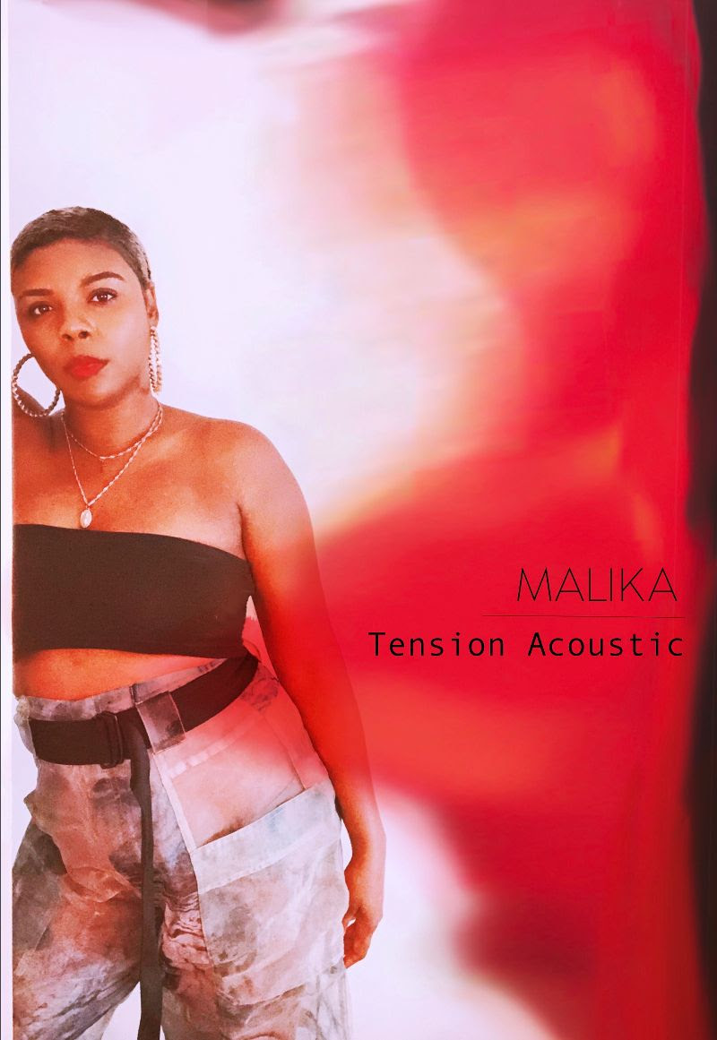 Malika Distills Her Sound in Acoustic Release of «Tension»
