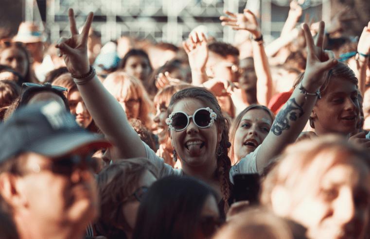Mélanie Domergue festival Beauregard