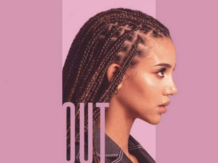 Pour Kimberose « Out » est le fruit d'une reconstruction artistique et personnelle.