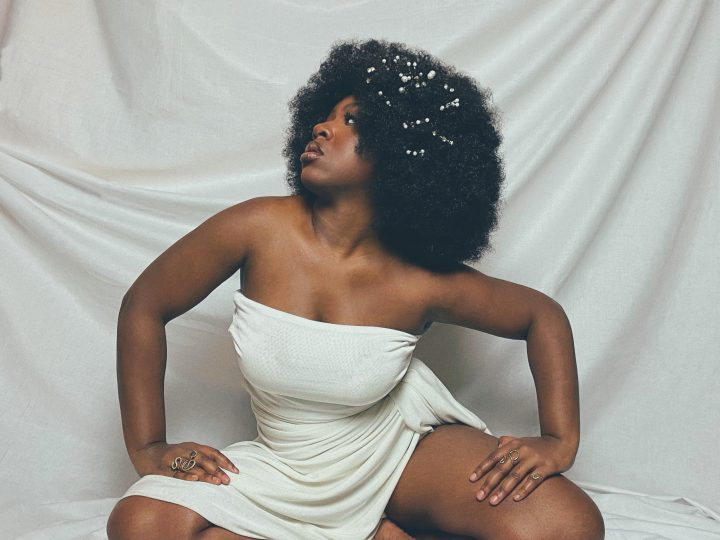 Jada Nycole Ellise Reps For Detroit History In « Old Redford »