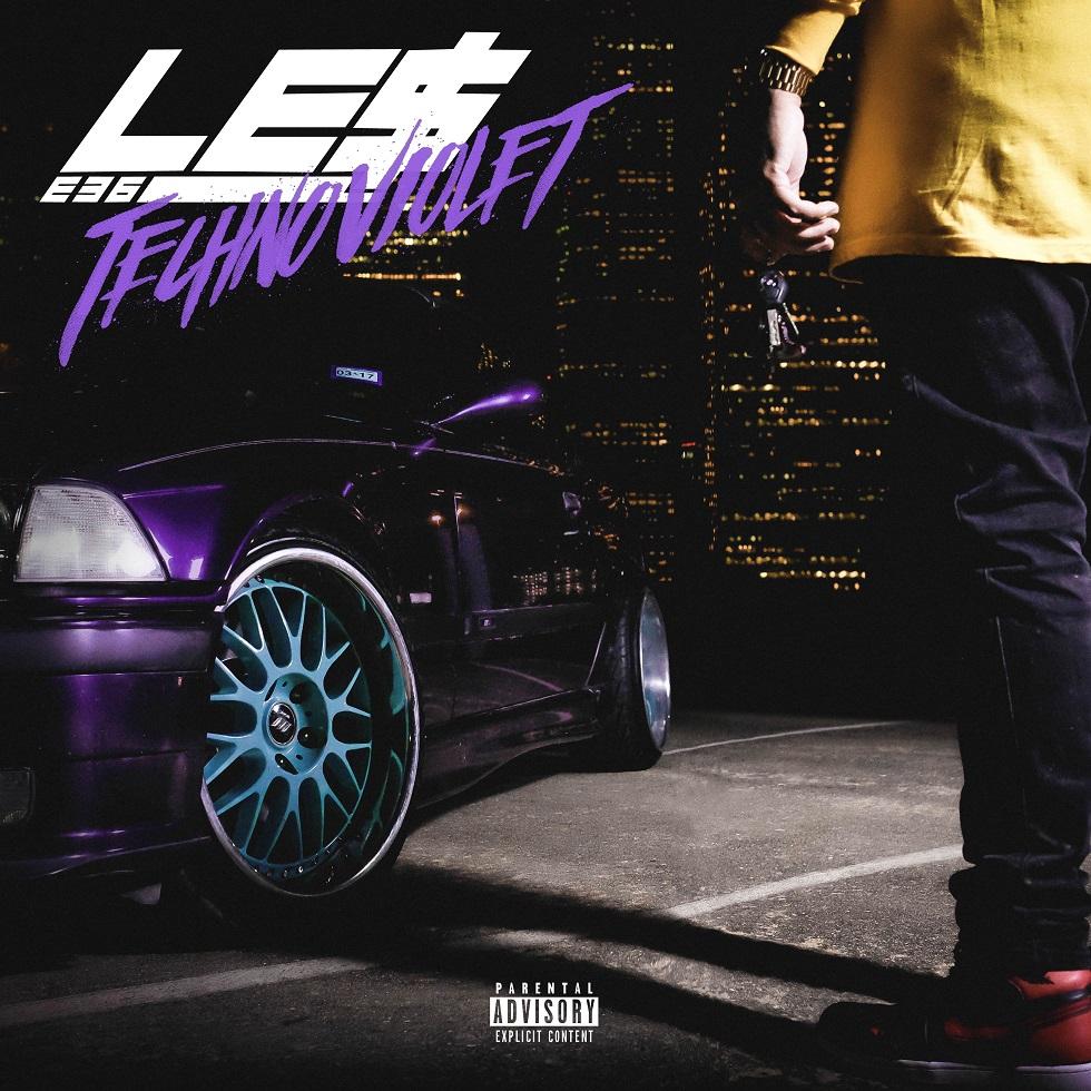Le$-E36-Techno Violet-Cover
